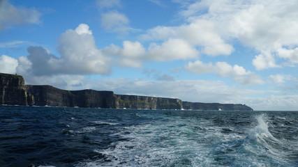 Steilküsten von Irland