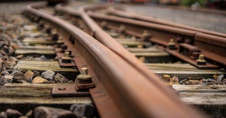 Eisenbahnweiche