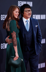 "Premiere of ""Gemini Man"" in Los Angeles"