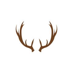 Deer vector icon illustration design