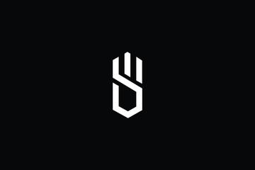 Initial based clean and minimal Logo. SM MS S M letter creative fonts monogram icon symbol. Universal elegant luxury alphabet vector design
