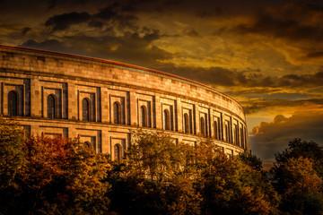 Nürnberg, Kongresshalle Fotomurales