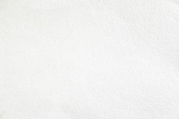 White sheet of thick drawing paper with rough surface texture background.
