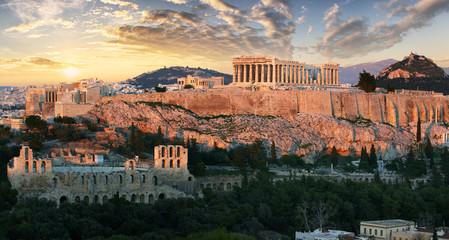 Greece - Acropolis in Athens