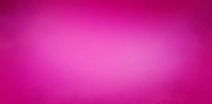 Purple pink background with soft blurred texture design, abstract blurry hot pink background with light center and dark borders