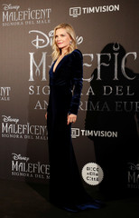 """European premiere of """"Maleficent: Mistress of Evil"""" in Rome"""