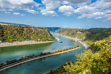 View to the Rhine River