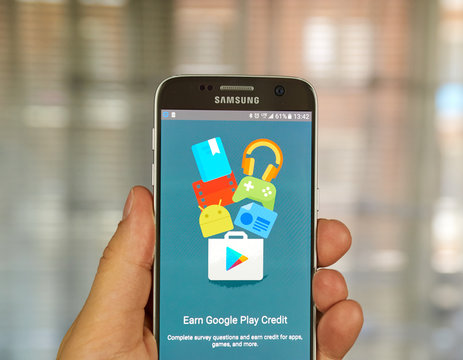 Google Opinion Rewards application