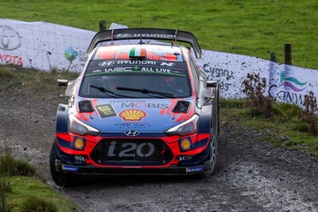 2019 WRC Wales Rally GB Day 4 Oct 6th