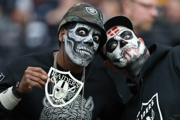 2019 NFL Football Chicago Bears v Oakland Raiders Oct 6th
