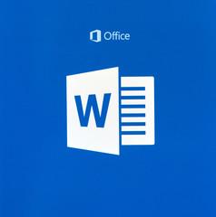 Microsoft Office Word logo