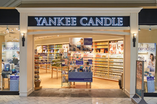 Yankee Candle bootique