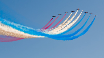 The US Thunderbird's going vertical