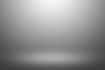 Abstract gray template background. Picture can used web ad. blank space dark gradient wall.