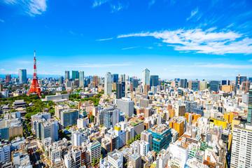Poster Tokyo 東京タワー 都市風景