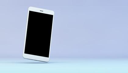 floating smartphone
