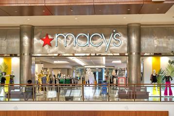 Macy's famous store.