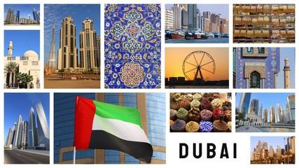 Dubai postcard