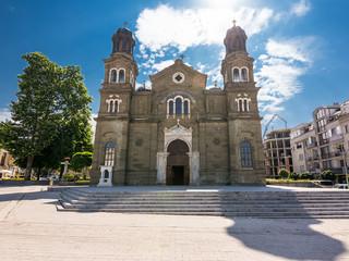 Saints Cyril and Methodius Orthodox Church Burgas Bulgaria