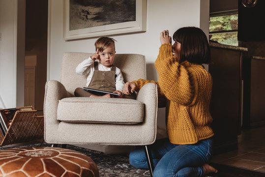 Sign Language Reading