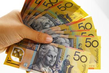Fifty Australia Dollar