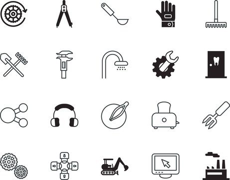 equipment vector icon set such as: marketing, padlock, safe, workshop, privacy, seasonal, secret, gadget, hospital, weight, chained, cultivator, grip, clothing, energy, body, showering, social