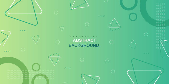abstract gradient geographic shape background