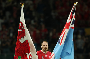 Rugby World Cup 2019 - Pool D - Wales v Fiji