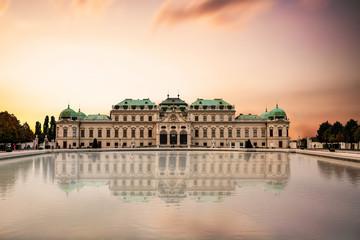 Schloss Schönbrunn Wien Fototapete
