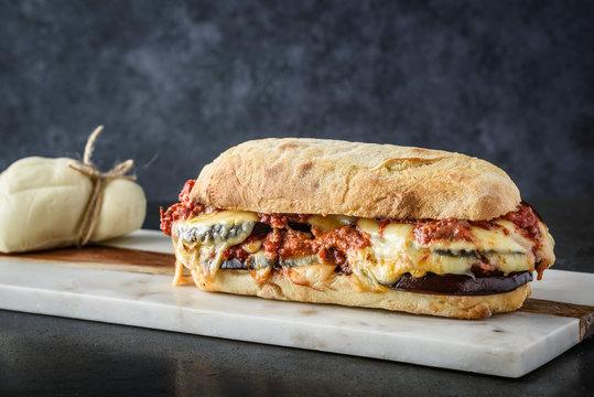 Parmigiana sandwitch