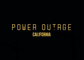 PG&E Power Outage