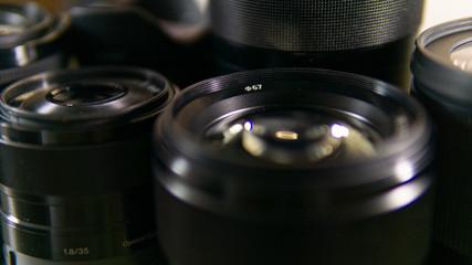 objetivos lentes fotográficos camara sin espejo