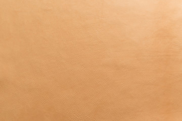 Tan, light, beige, natural color grainy, heavy grain calf cow leather texture and background.