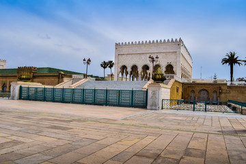 Photo of Shrine of the Kings of Morocco, Rabat City, Morocco