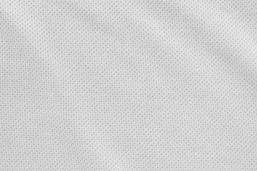 White sports wear jersey shirt clothing fabric texture
