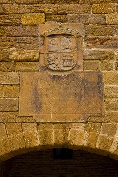Castillo de Santa Catalina. Ciudad de Cadiz. Andalucia. España