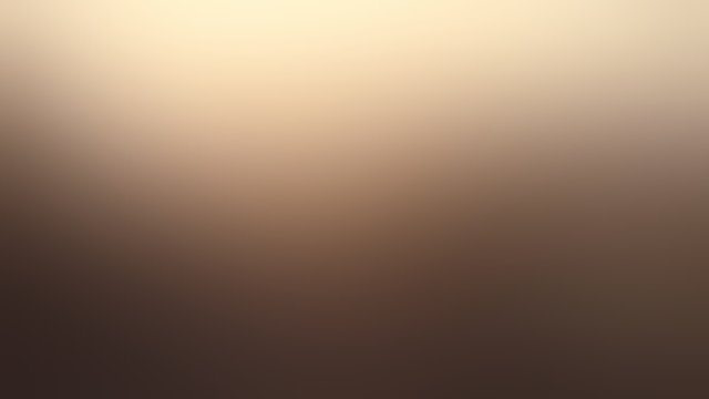 Defocus light shade natural silhouette. Brown beige yellow wave gradient. Blurred background.