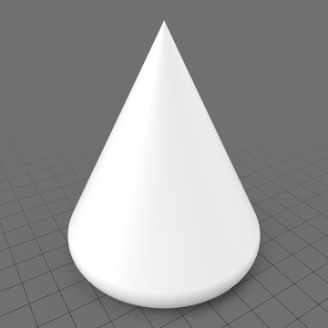 Primitive rounded cone