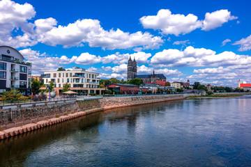 Magdeburg an der Elbe