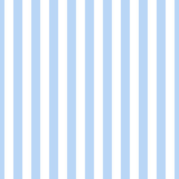 Vector seamless pattern of blue vertical stripes.