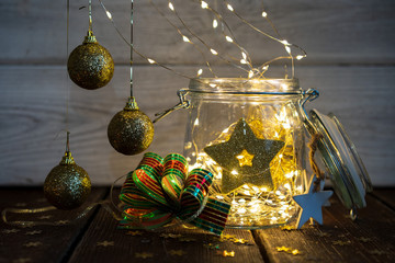 Lichterglanz zur Weihnachtszeit
