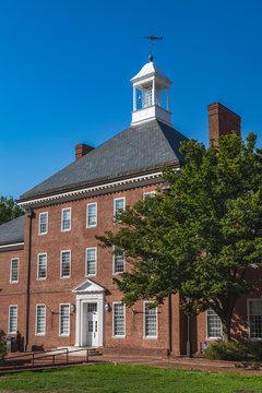 Legislative Services Building in Annapolis