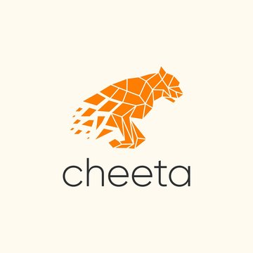 cheetah logo photos royalty free images graphics vectors videos adobe stock cheetah logo photos royalty free