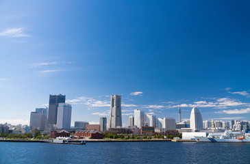 横浜風景 みなとみらい 2019年10月