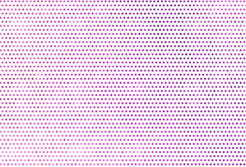 Light Pink vector texture with disks.