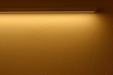 写真素材:和風、壁紙、照明、壁、間接照明、古風、建築