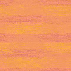 Tropical paintbrush effect striped design in coral red and orange. Seamless geometric vector pattern. Great for wellbeing, beauty, summer, vacation products, party, home decor, packaging, stationery