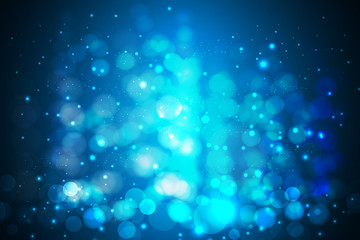 shiny lights background
