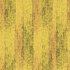 Retro woodgrain effect vertical stripes in mustard, burgundy and yellow. Seamless geometric vector pattern. Great for wellbeing, fall products, fashion, home decor, packaging, stationery
