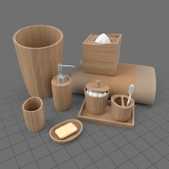 Modern bathroom set 1